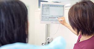 かい歯科からの取り組み 検査と診断に力を入れること