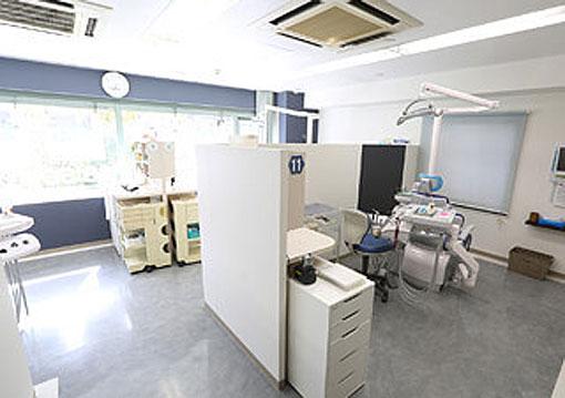 1階診療スペース